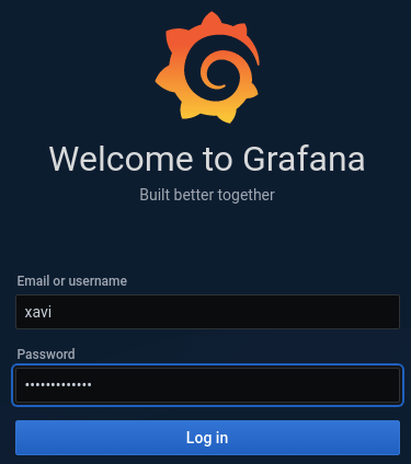 Grafana LDAP login